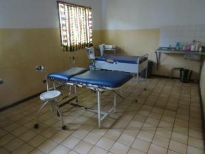Guiné Bissau hospital