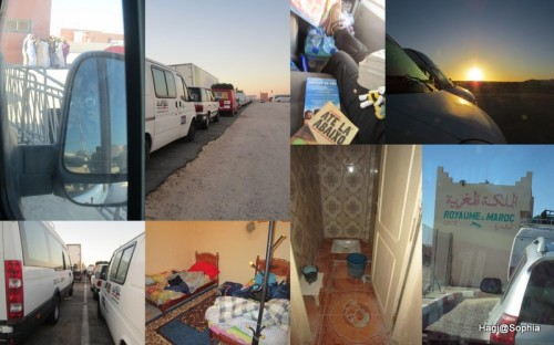 Fronteira da Mauritânia_